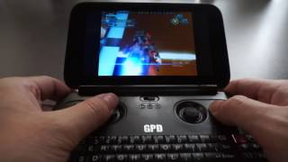 GPD WIN Game Test   G Force