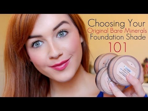 Bare Minerals Original Foundation: Color Matching 101 + Extr