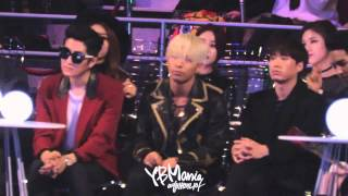 Taeyang - Dancing And Lip Synching (M.A.M.A 2014 in HONGKONG)