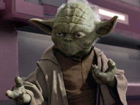 Things Yoda Would Say In Bed