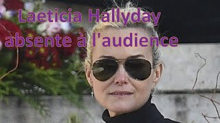 Héritage Johnny Hallyday : Laeticia absente à l'audience, elle ne peut pas revenir en France