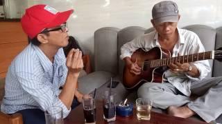[Nhạc Rừng Guitar] Cô Hàng Xóm...Trường Vũ...guitar Chú Hùng
