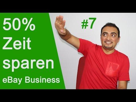 eBay-Business * 50% Zeit Sparen!  eBay-Tipp #7