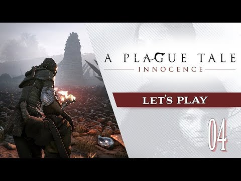 A Plague Tale : Innocence - Episode 04 - RUNAWAY !!!