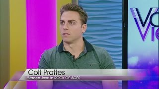 Colt Prattes of 'Rock of Ages' guest hosts Valley View Live!