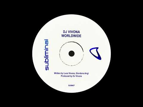 DJ Vivona - Worldwide (Extended Mix)