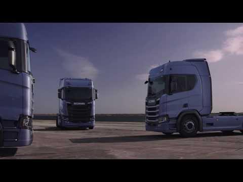 Yeni Nesil Scania