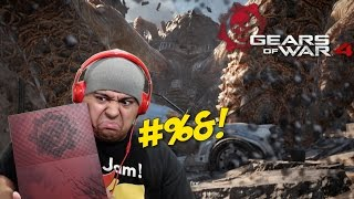 SEXY ASS CONSOLE UNBOXING AND GAMEPLAY!! [GEARS OF WAR 4] [CAMPAIGN] + [CONSOLE UNBOXING!]