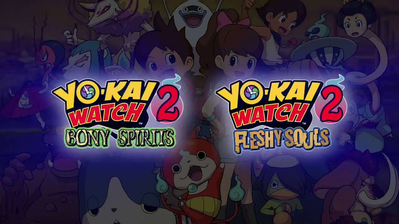 yokai watch 2 us trailer youtube