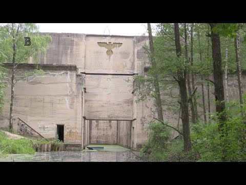 Hitler's mysterious canal: Place for wonder weapons?