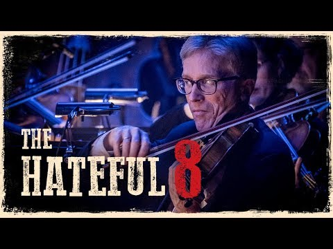 The Hateful Eight - The Danish National Symphony Orchestra (Live)