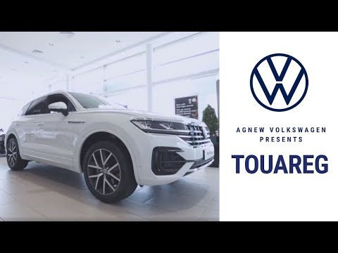 Agnew Volkswagen – The Touareg Large SUV