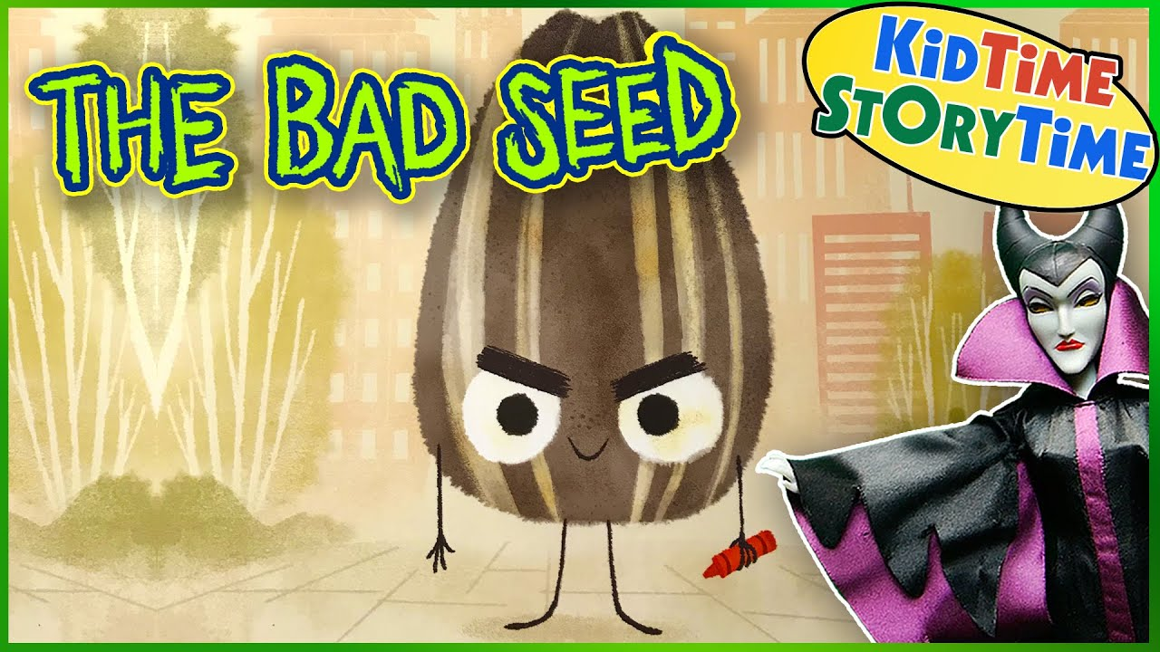Download The Bad Seed 🌻Kids Book Read Aloud