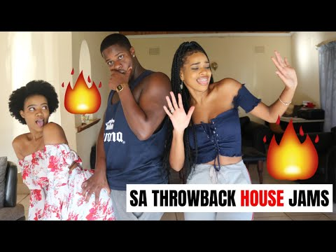 SA THROWBACK JAMS PLAYLIST | South African House music