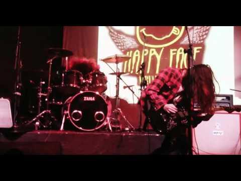 Happy Face - Nirvana Cover - Drain You  - Ao Vivo No Manifesto Bar 2016