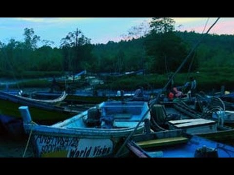 Fishing Boats in Bambooflat