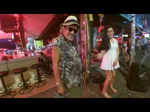 Pattaya Thailand | Nightlife Short Stories | Vlog 1: Transgenders Lover | Walking Street 2018