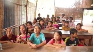Cambodia Water Project 2015