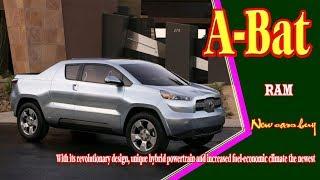 2019 Toyota A-bat | 2019 Toyota A-BAT hybrid | 2019 Toyota A-BAT pickup | new cars buy