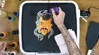 Joe Exotic ( Tiger King ) Pancake Art