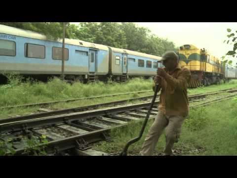 Thumbnail: Pointsman of Indian Railways
