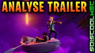 FORTNITE: ANALYSIS TRAILER SAISON 10, SKIN PASSE OF COMBAT, SAISON ARMES 10, MAP SEASON X