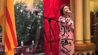 Nhớ mot chiều Xuân   Nguyễn văn Đông   Phương bích hát 360p)
