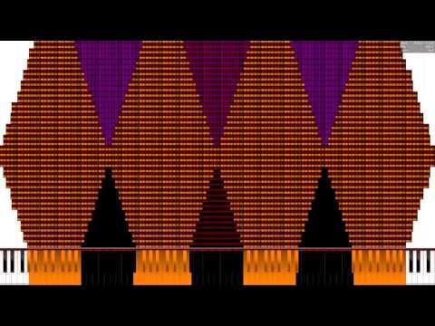 [Black MIDI] Emex - The Nuker II 1.37 56.1 Million