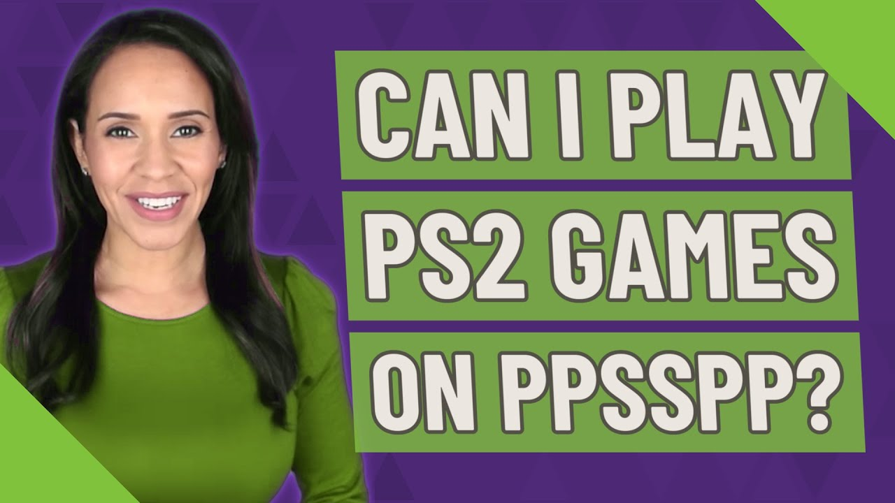 Can I Play Ps2 Games On Ppsspp Youtube