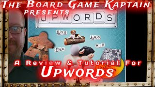 Upwords Classic Game Review & Tutorial