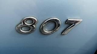 Peugeot 807 2.2 HDI 2003г.