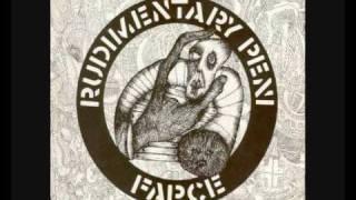 Rudimentary Peni - Cosmetic Plague