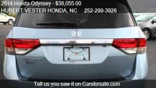2014 Honda Odyssey EX-L - for sale in WILSON, NC 27896