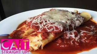 Homemade Manicotti: Simple Recipe From Scratch | Cait Straight Up
