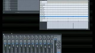 Hydrogen Drum Machine Part-1