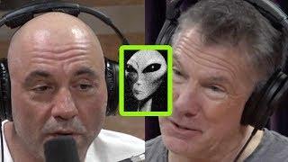 Joe Rogan Ponders Whether Aliens Have Visited Earth
