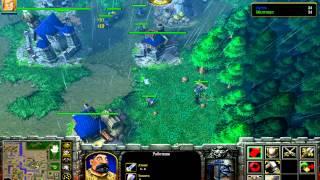 Прохождение Warcraft 3: RoC Очищение Стратхольма #8
