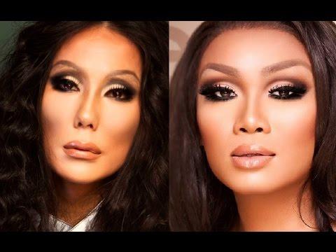 Rupauls Drag Race Jujubee Makeup Look Youtube
