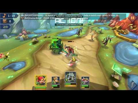 Lords Mobile Aventura Desafio 1-8 e 1-9