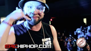 Andy Mineo Shuts it down LIVE at GBIMC Concert NYC @AndyMineo