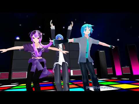 Mmd Mc Hammer U Cant Touch This