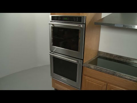 ... Kitchenaid Double Wall Oven Disassembly