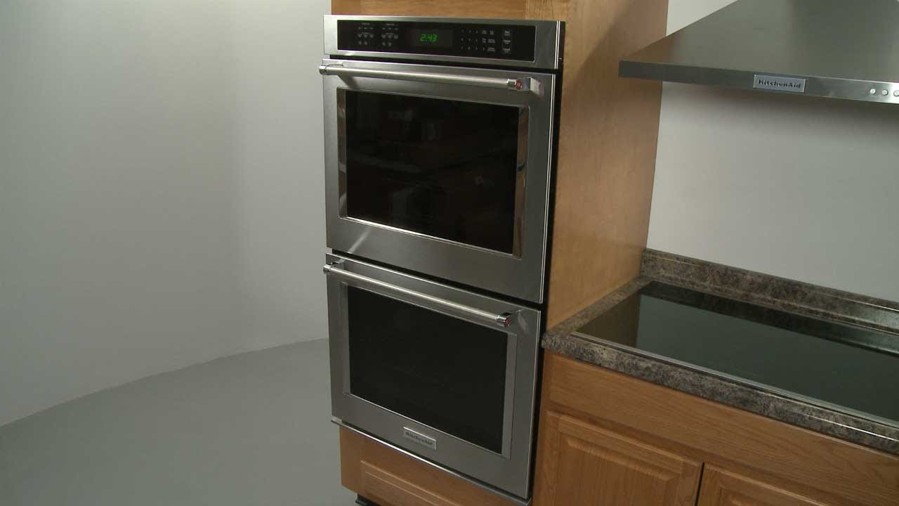 kitchen aid ovens grohe faucet parts kitchenaid double wall oven disassembly model kode500ess02 youtube