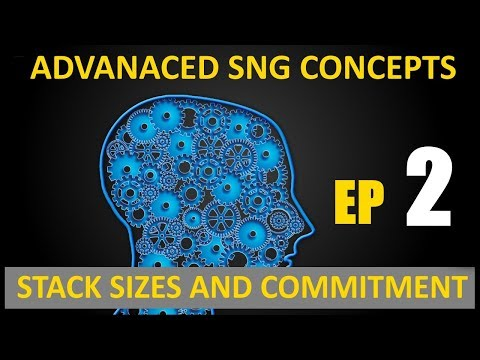 Advanced SNG Concepts - EP2: SPR, Stack Sizes & Commitment