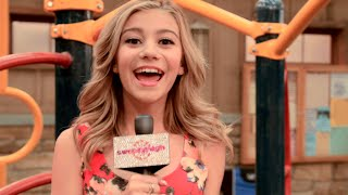 G Hannelius and MORE Talk Season 3 on the set of Dog With a Blog! Thumbnail