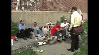 Bezdomni Polacy w Nowy Jorku