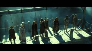 Pirates of the Caribbean - At World's end - King And his men