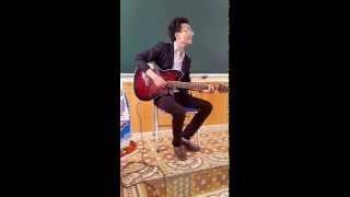 [ A.Hùng A10 - Cover guitar ] Nói Chung Là
