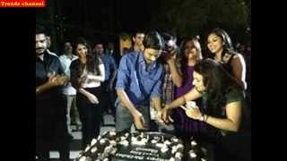 Dhanush Birthday Party 2014 - Dhanush Open Talk
