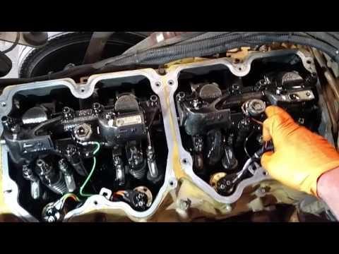Cat 575 HP C-15 manual Jake brake test - YouTubeYouTube